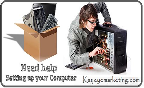 Computer Setup Services