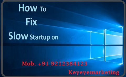 How to Fix Windows Slow Startup