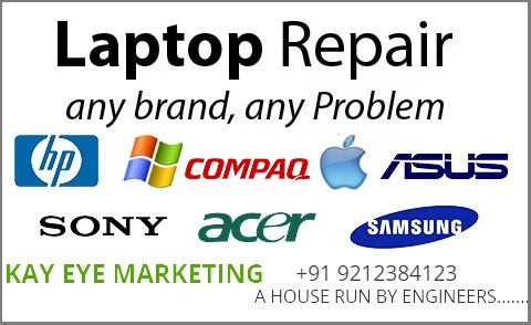 Laptop Repair in Patparganj