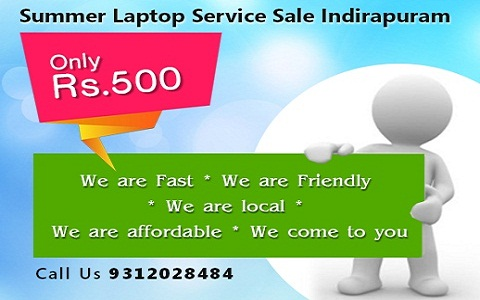 Summer Laptop Service Sale